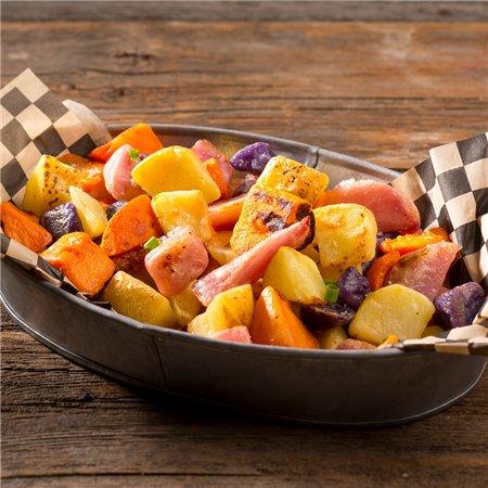 Méli-Mélo de pommes de terre Saveurs Santé