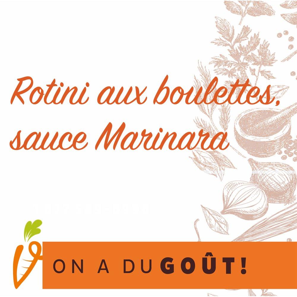 Rotini boulettes Pour Enfant