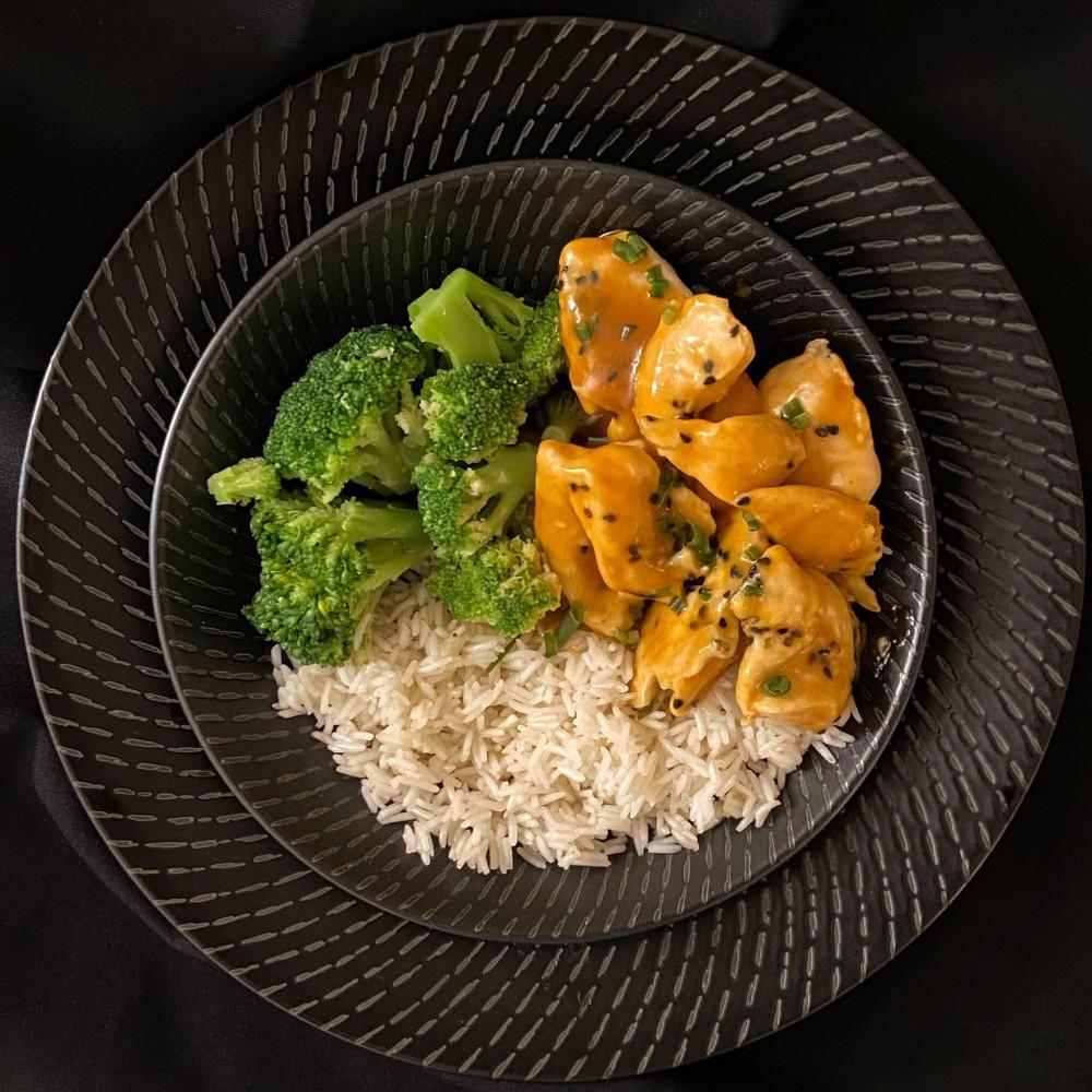 General Tao chicken Saveurs Santé  Individual Portions