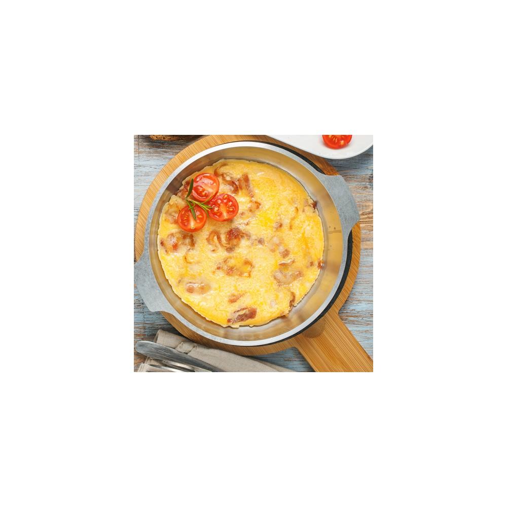 Ham Omelet Saveurs Santé  Lunches