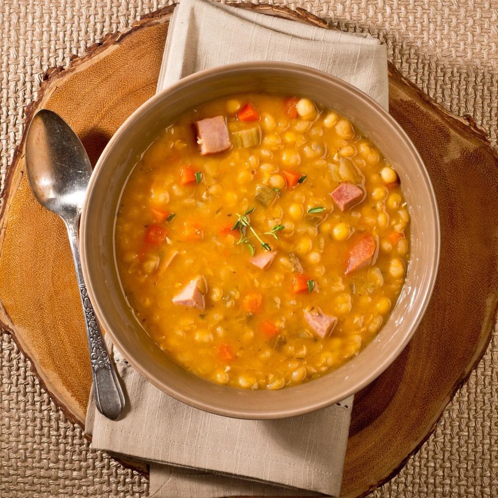 Old fashioned pea soup Saveurs Santé  Soups