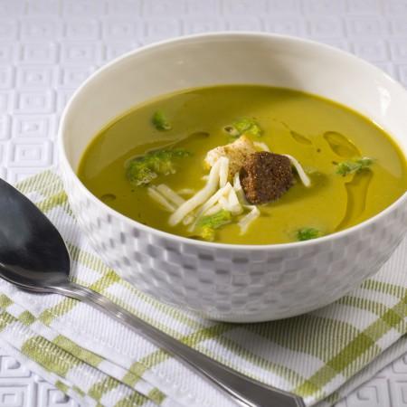 Crème de brocoli et cheddar 1 litre Saveurs Santé
