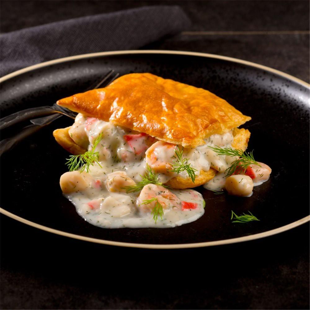 Seafood sauce Saveurs Santé  Sauces