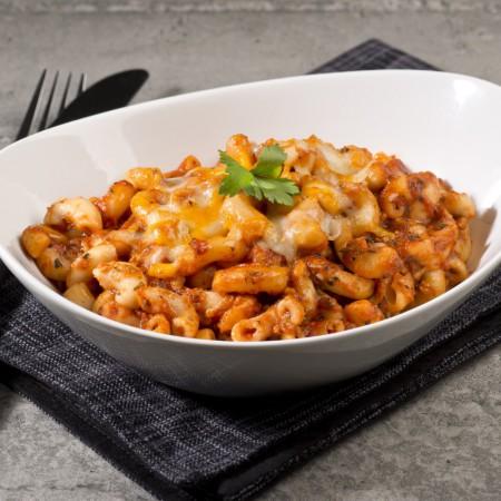 Macaroni au fromage portion modérée Saveurs Santé