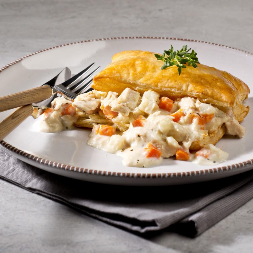 Chicken vol-au-vent Saveurs Santé  Family Portions