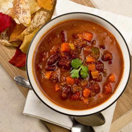 Beef chili Saveurs Santé  Individual Portions