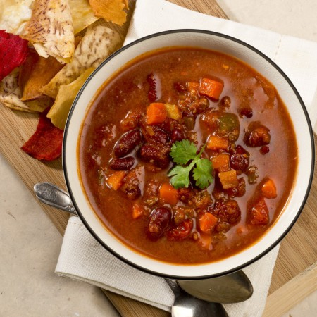 Beef chili Saveurs Santé  Gluten free