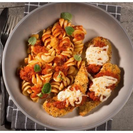 Chicken Parmigiana Saveurs Santé  Family Portions