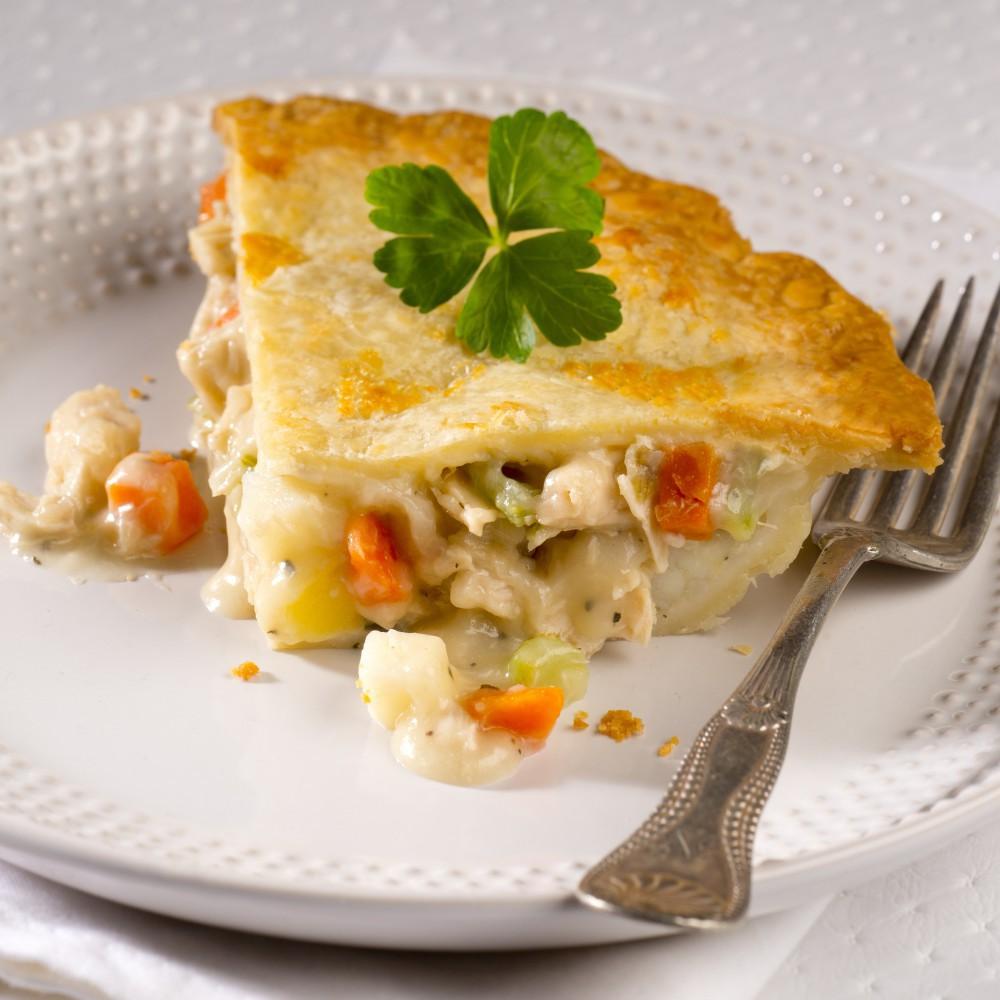 Chicken pie 5'' Saveurs Santé  Individual Portions
