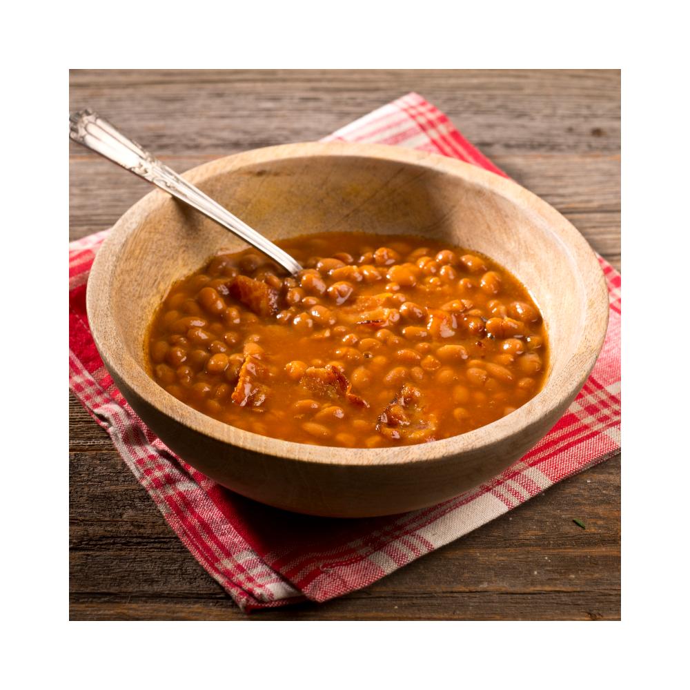 Old fashioned beans Saveurs Santé  Lunches