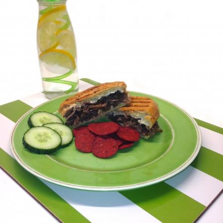 Macaroni à l'aubergine & légumineuses Saveurs Santé